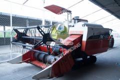 Used Combine Harvester Kubota DC60