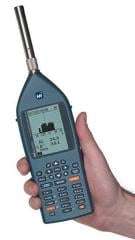 Sound level meter Norsonic