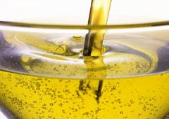 Grade A refined corn oil