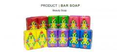 Soap parrot botanicals unique scented, 65G