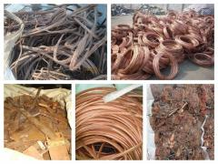 Copper Wire Scrap and Copper Mill berry Wire Scrap