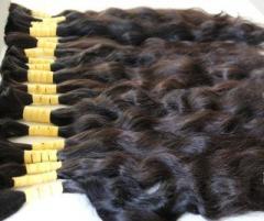 Натуральные волосы высокого качества