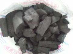Natural hard wood charcoal TC