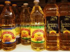 Refined Sunflower Oil with EUR 1 & T2L