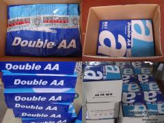 Double A. A4 Copy Paper 80gsm/ 75gsm/ 70gsm