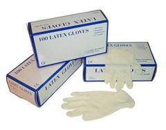 Sterile Latex Surgical Elbow Length Gloves (18 Inch)