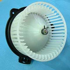 Car cooling fan