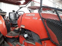 Used tractor kubota M8540