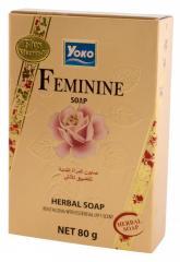 Yoko Feminine Soap