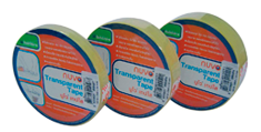Transparent  Acrylic Water Based Tape  Nuvo