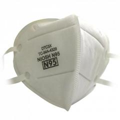 NIOSH N95 protective face mask