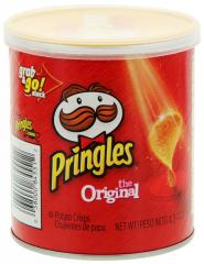 Pringles The Original Potato Crisps - Perfectly