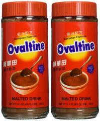 Ovaltine Powder Chocolate 400gr Jar