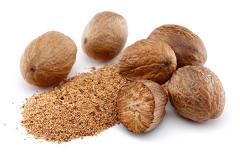 New season's nutmeg from Africa