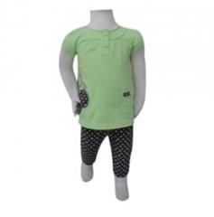 Babies' shirt and pants set