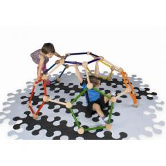 Wooden Dome Climber