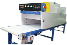 Universal flat bed turbo dryer