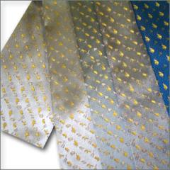 Computer Design Woven Fabric for Neckties