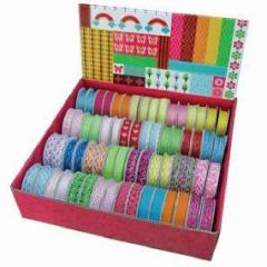 Colourful box