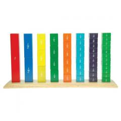 Toy Fraction Towers