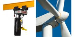 Electric Chain Hoist for Wind Turbine