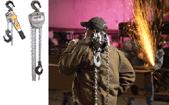 Manual Lifting Equipment