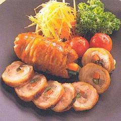Boneless Chicken Meat Roll