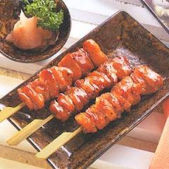 Boneless Chicken Legs Yakitori
