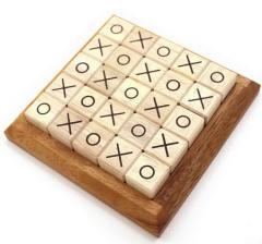 Tic-Tac-Toe Puzzle