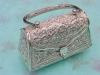 Silver handbag 40%