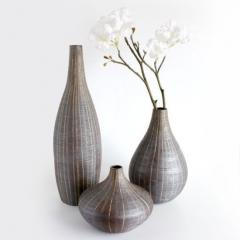 Ceramic exquisite flower vases