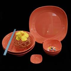 Melamine Tableware Set
