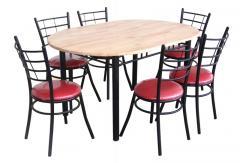 Max 6 Seat Dining Set