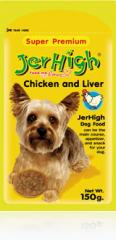 JerHigh Retort dog  Chicken and Liver