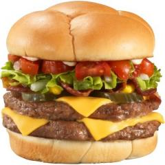American Steak Burger 150g.(Grade A)