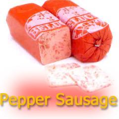 Pepper Sausage