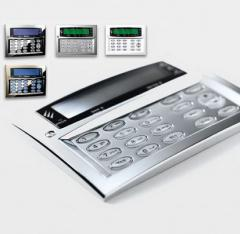 Flush Mount Keypad G3