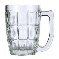 Pressed Glass Mug