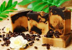 Latte Coffee Natural Handmade Soap