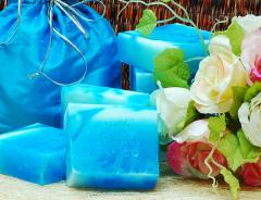 Peppermint Natural Handmade Soap
