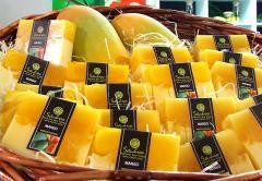 Mango Natural Handmade Soap