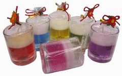 Aroma Gel Candle