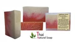 Natural Oil Soap - Sakura