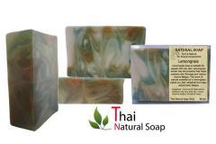 Natural Oil Soap - Lemongrass