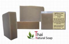 Natural Oil Soap – Ginger