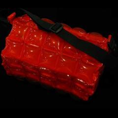 Inflatable Shoulder Bag