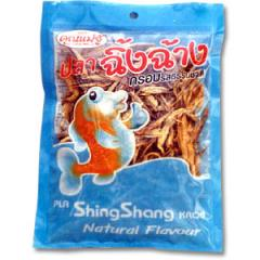 Pla Shingshang Krob in Natural Flavour (Crispy Anchovies)