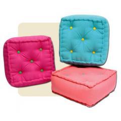 Spin Sugar Floor Cushion