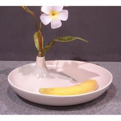 Ceramic Tray & Vase