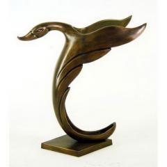 Art Bird Sculpture